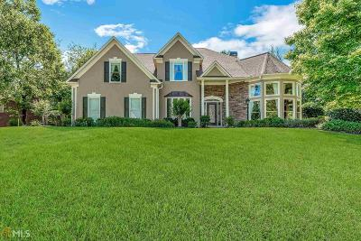 Suwanee Single Family Home Under Contract: 6030 Zinfandel Dr