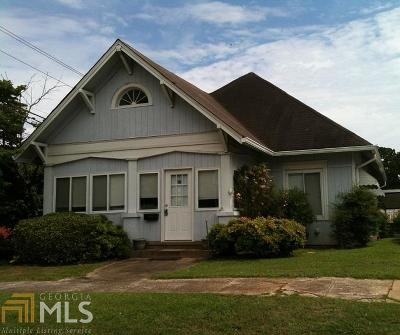 Stephens County Single Family Home New: 162 E Currahee St