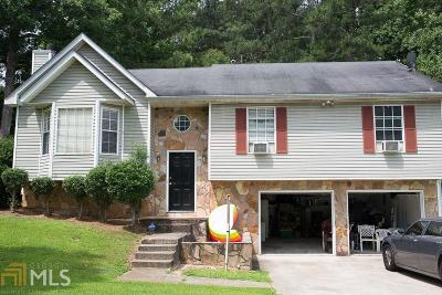 Lithonia Single Family Home New: 1265 Baywood Glen