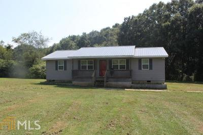 Elbert County, Franklin County, Hart County Single Family Home New: 245 Burgess