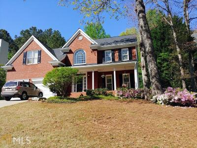 Lawrenceville Single Family Home New: 2515 Woodbrook Ct