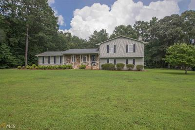 Fayetteville Single Family Home New: 135 Gilbert Rd