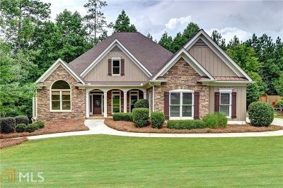 Canton Single Family Home New: 123 Estates At The Lake Dr