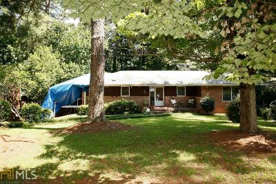 Decatur Single Family Home New: 2716 Pangborn Rd