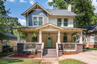 West End Single Family Home New: 1503 Westwood Ave