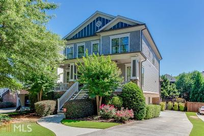 Brookhaven Single Family Home Under Contract: 3201 Mae Ave