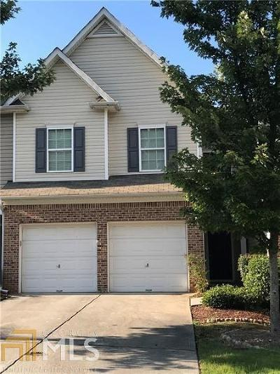 Acworth Condo/Townhouse Under Contract: 2268 Baker Station Dr