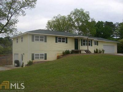 Acworth Single Family Home New: 4710 Bells Ferry Rd
