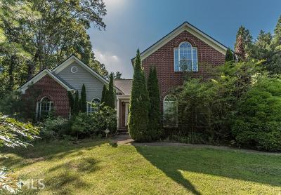 Buford Single Family Home For Sale: 1610 Plunketts Rd