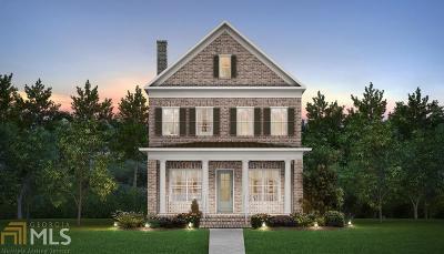Alpharetta Single Family Home New: 253 Thompson St