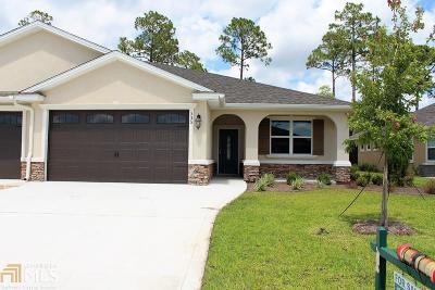 Kingsland GA Condo/Townhouse New: $233,900