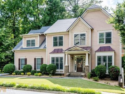 Smyrna Single Family Home New: 949 Woodland Pass