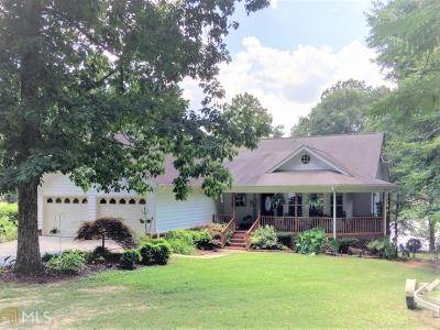 Conyers Single Family Home Under Contract: 2310 E Lake Dr
