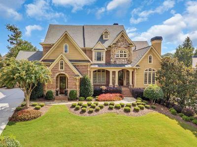 Marietta Single Family Home New: 3024 Canton View Walk