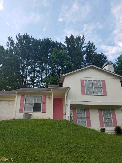 Lithonia Single Family Home New: 5551 Downs Way