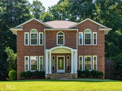 Alpharetta Single Family Home New: 11235 Amy Frances Ln