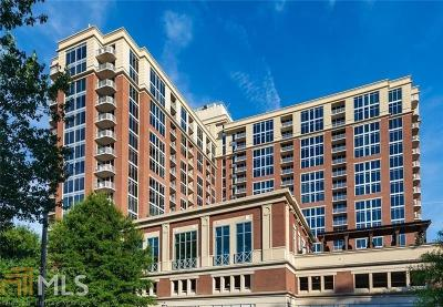 The Brookwood Condo/Townhouse New: 1820 Peachtree St #1206