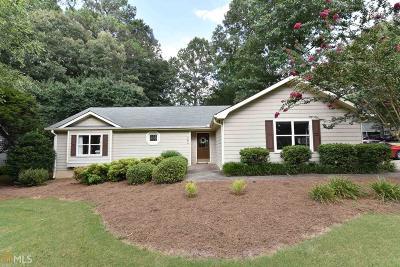Lawrenceville Single Family Home New: 494 Comanche Trl