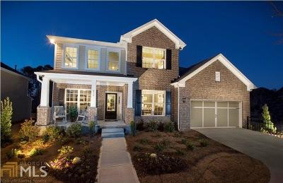 Woodstock Single Family Home For Sale: 413 Spring View Dr