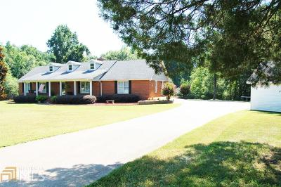 Covington Single Family Home New: 155 Campbell Rd