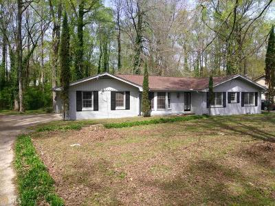 Decatur Single Family Home New: 3491 Charlemagne Dr