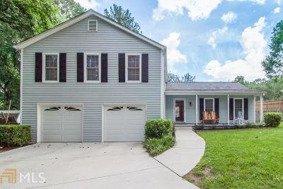 Roswell Single Family Home New: 495 Barrington Loop