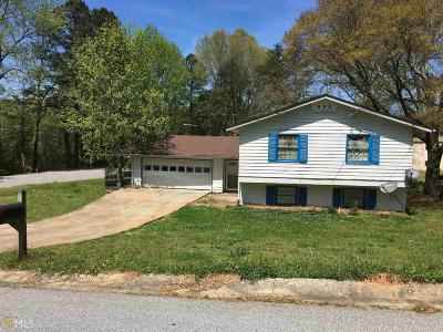 Clayton County Single Family Home New: 1464 Patricia Dr
