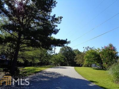 Loganville Residential Lots & Land New: 2409 Broadnax Ct