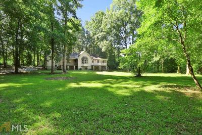 Senoia Single Family Home Under Contract: 4803 Gordon Rd