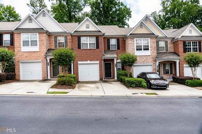Lawrenceville Condo/Townhouse Under Contract: 3798 Pleasant Oaks Dr