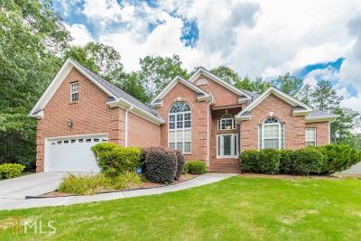 Villa Rica Single Family Home Under Contract: 7415 Monticello Dr