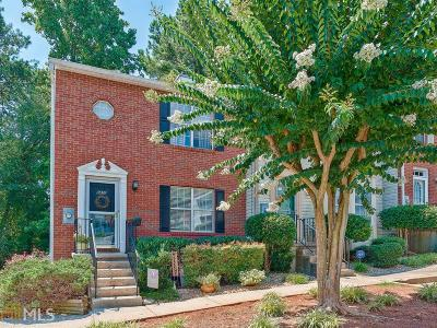 Tucker Condo/Townhouse New: 6410 Wedgeview Dr