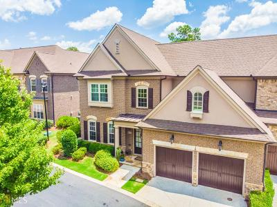 Cobb County Condo/Townhouse New: 4612 Woodlawn Gates Ln