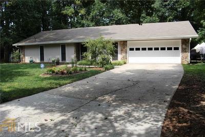 Tucker Single Family Home New: 4074 W Brockett Creek Ct