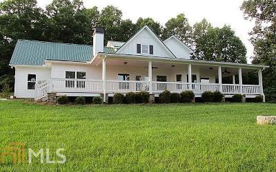 Towns County Single Family Home For Sale: 38 Brockenhurst Dr