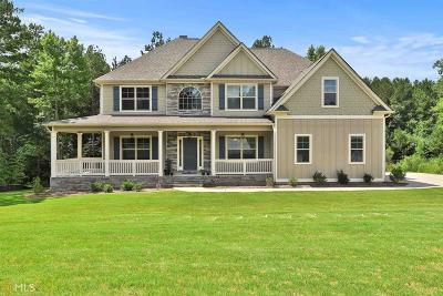 Newnan Single Family Home New: 129 Savannah Woods Dr