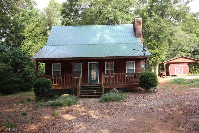 Elbert County, Franklin County, Hart County Single Family Home Under Contract: 183 Ace Casey Rd #9