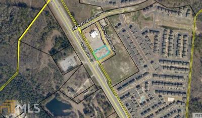 Statesboro Residential Lots & Land New: Highway 67