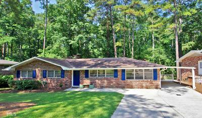 Chamblee Single Family Home New: 2185 Capehart Cir
