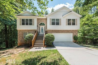 Douglasville Single Family Home Under Contract: 9917 Silver Leaf Ct