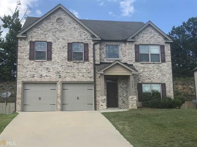 Clayton County Single Family Home New: 1132 Lehavre #137