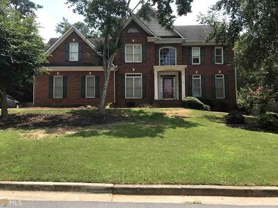 Rockdale County Single Family Home New: 1688 SE Brentwood Xing