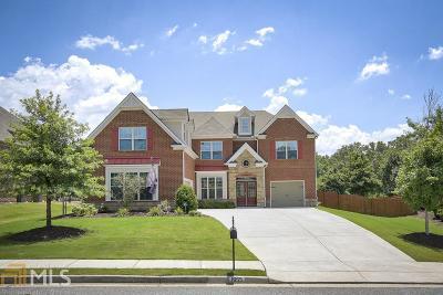 Alpharetta Single Family Home New: 1655 Peyton Farm Drive