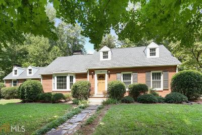 Marietta Single Family Home New: 240 Whitlock Dr