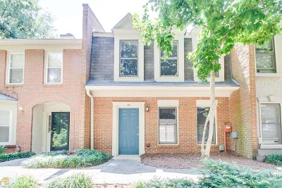 Duluth Condo/Townhouse New: 4108 Ashford Green