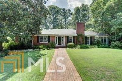 Atlanta Single Family Home New: 1611 Doncaster Dr