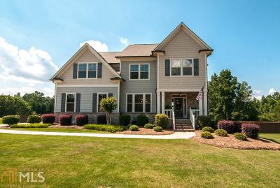 Winder Single Family Home New: 1246 Treemont Trce