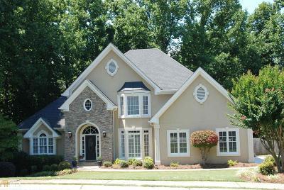 Lawrenceville Single Family Home New: 1219 John Adams Dr