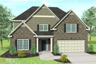 Fairburn Single Family Home New: 607 Augusta