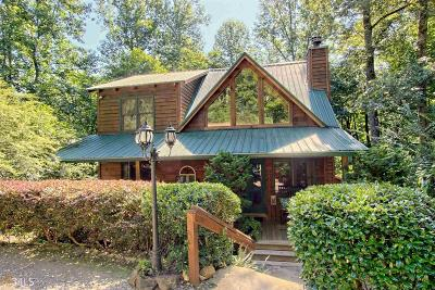 Blairsville Single Family Home Under Contract: 144 Jenkins #85